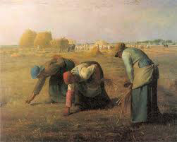 millet_the_gleaners