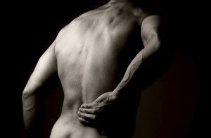 Acupuncture relieves lower back pain!