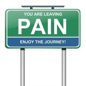Leaving Pain