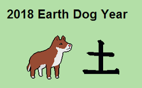 Lunar New Year of the Earth Dog 2018