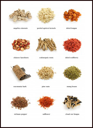 Chinese herbs are an important part of Mountaintop Acupuncture